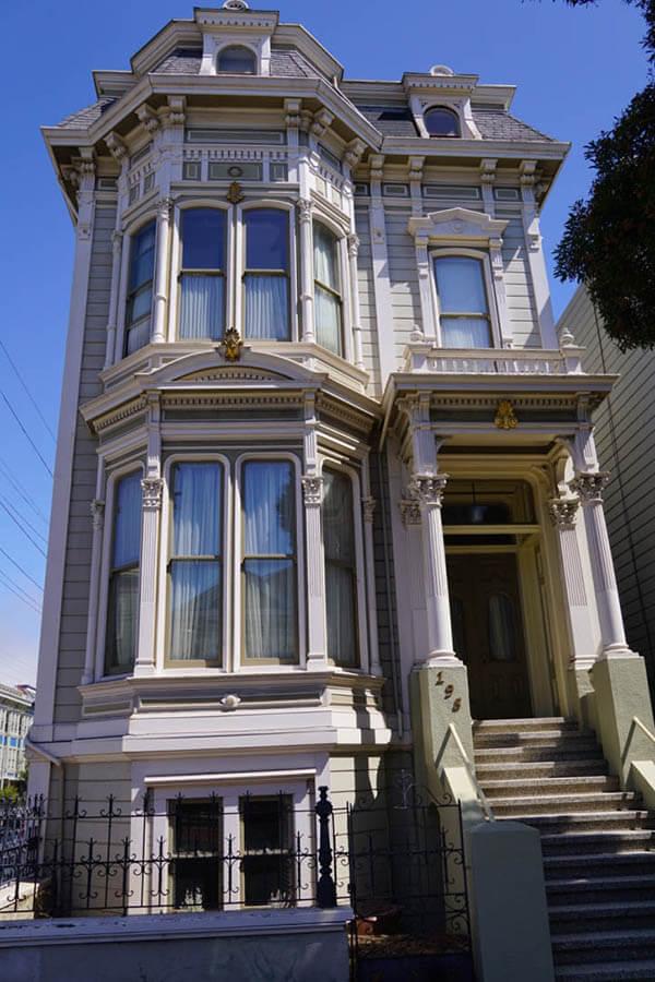 The Parsonage Inn in San Francisco, CA