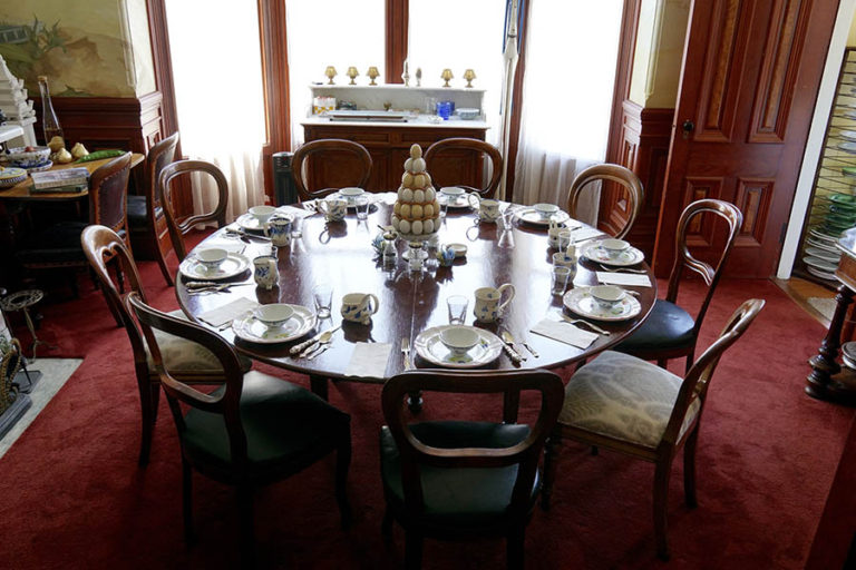 The Parsonage Dining Room